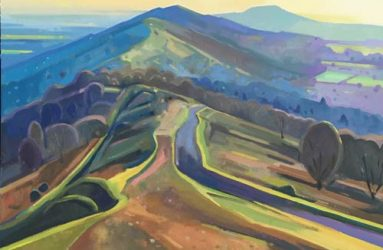 Malvern Hills artwork